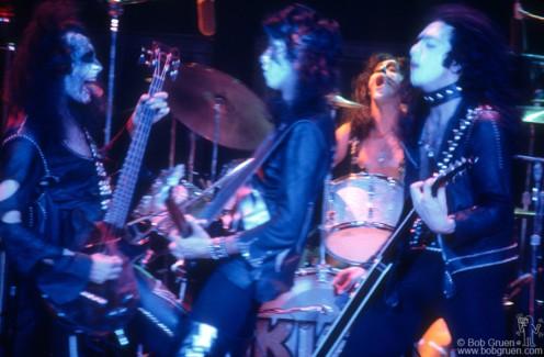 Kiss, NYC - 1973