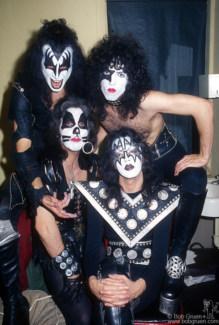 Kiss, NYC - 1975