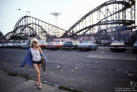 Debbie Harry, NYC - 1977