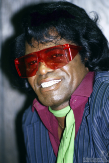 James Brown, GA - 1986