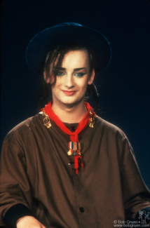 Boy George, NYC - 1983