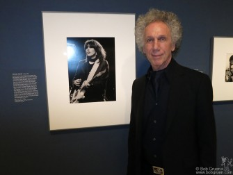 February 6 - My photo of Chrissie Hynde was included in the 'American Cool' exhibition at the National Portrait Gallery in Washington D.C.