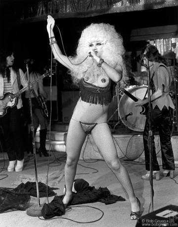 Jayne County, NYC - 1974