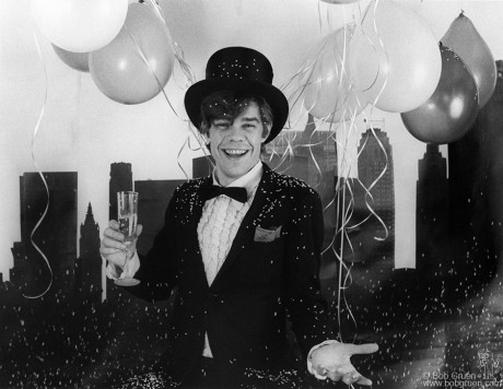 David Johansen, NYC - 1978