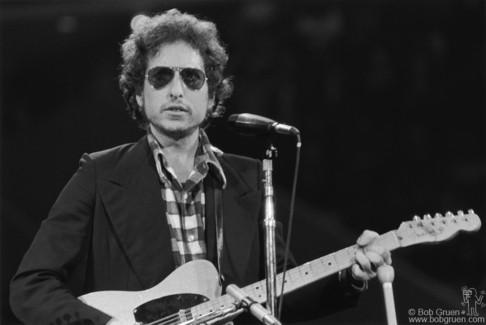 Bob Dylan, GA - 1974