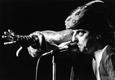 Alice Cooper, NYC - 1973