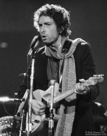 Bob Dylan, PA - 1974