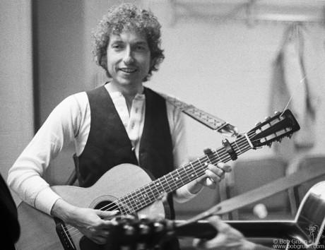 Bob Dylan, NYC - 1974