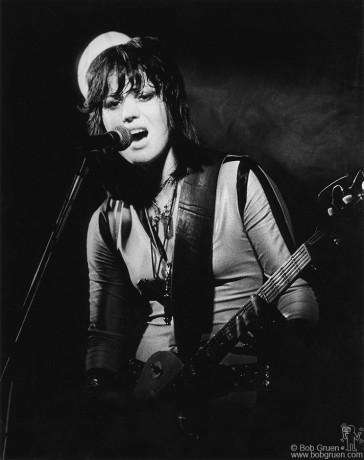 Joan Jett, NJ - 1977