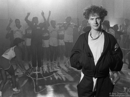 Malcolm McLaren, NYC - 1983
