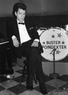 Buster Poindexter, NYC - 1984