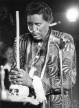Screamin' Jay Hawkins, Paris - 1989