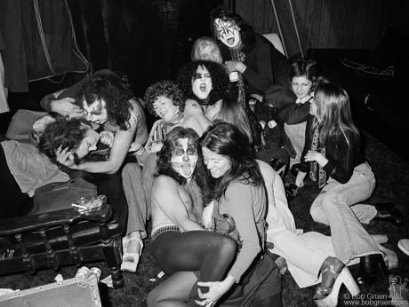 Kiss, NJ - 1974