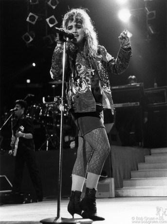 Madonna, NYC - 1985