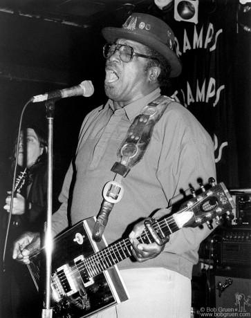 Bo Diddley, NYC - 1992