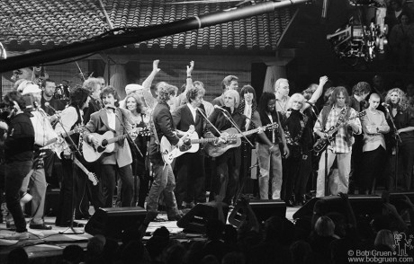 Bob Dylan & Friends, NYC - 1992