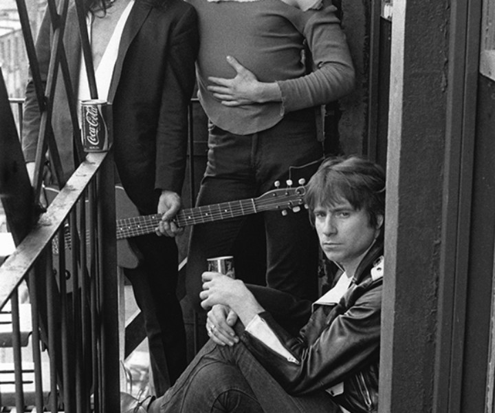 Heartbreakers, NYC. April 20, 1975. <P>Image #: R-260  © Bob Gruen