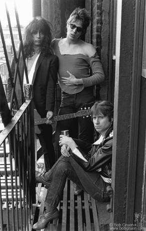 Heartbreakers, NYC - 1975