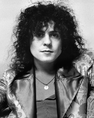 Marc Bolan, NYC - 1971