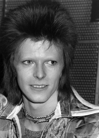 David Bowie, NYC - 1972