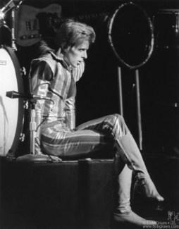 David Bowie, NYC - 1973