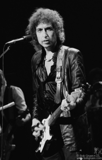 Bob Dylan, NYC - 1978