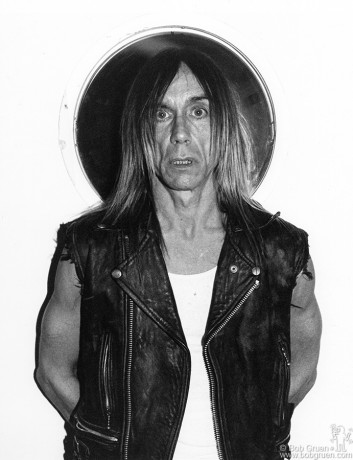 Iggy Pop, NYC - 1997