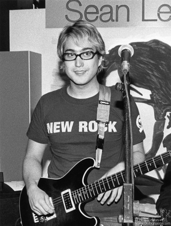 Sean Lennon, NYC - 1998