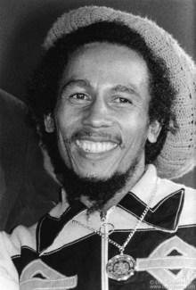 Bob Marley, NYC - 1978