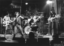AC/DC, NYC - 1977