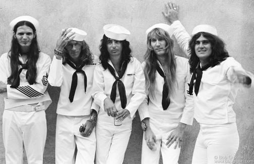 Alice Cooper Band, CA - 1973