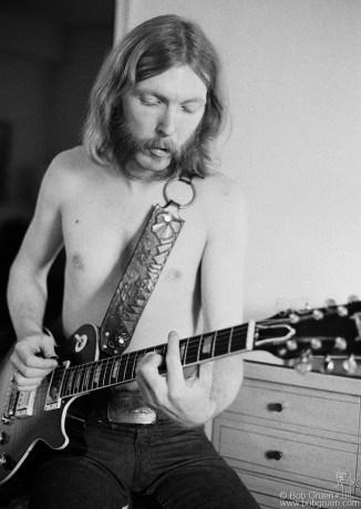 Duane Allman, NYC - 1971