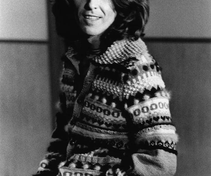George Harrison, NYC. November 1976. <P>Image #: R-365  © Bob Gruen