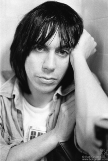 Iggy Pop, CA - 1974