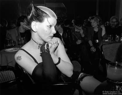 Soo Catwoman, London - 1976