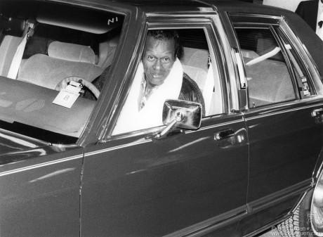 Chuck Berry, NYC - 1989