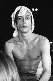 Iggy Pop, NYC - 1977