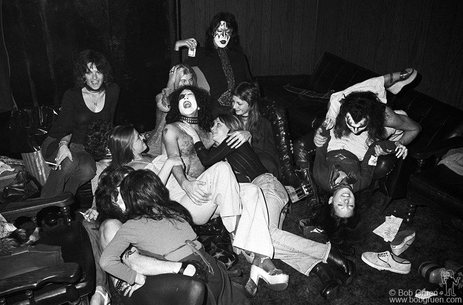 Kiss  Tour Book
