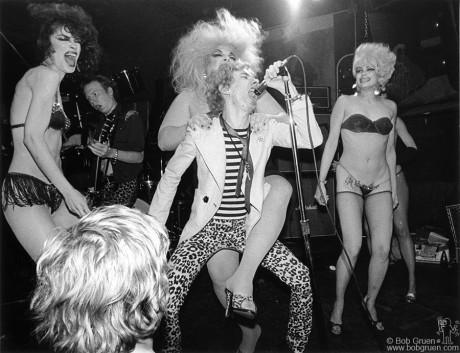 Dead Boys & Divine, NYC - 1978