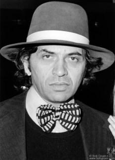 Bill Graham, NYC - 1974