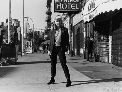 Debbie Harry, NYC - 1977