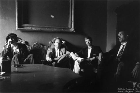 Tin Machine, NYC - 1989