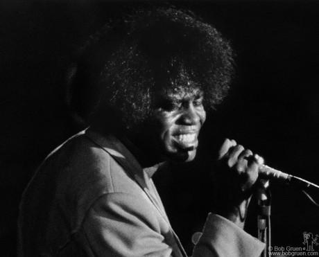 James Brown, Washington D.C. - 1972