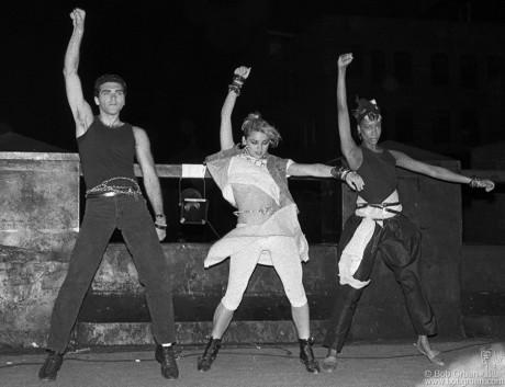 Madonna, NYC - 1983