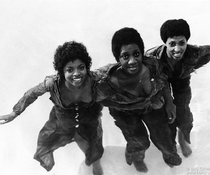 LaBelle, Clifton Boys Club, Clifton, NJ. 1971. <P>Image #: R-66  © Bob Gruen