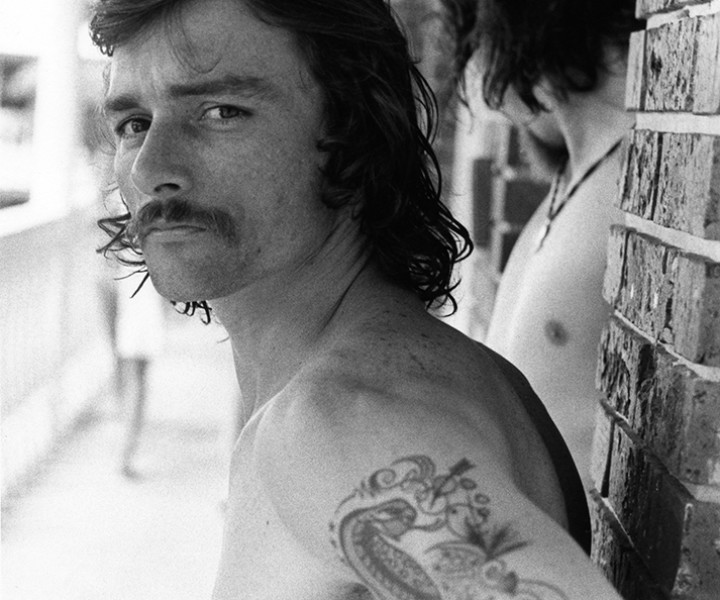 Dickey Betts, FL. July 1972. <P>Image #: R-94  © Bob Gruen