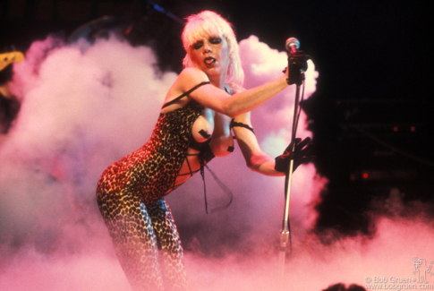 Wendy O. Williams, NYC - 1980
