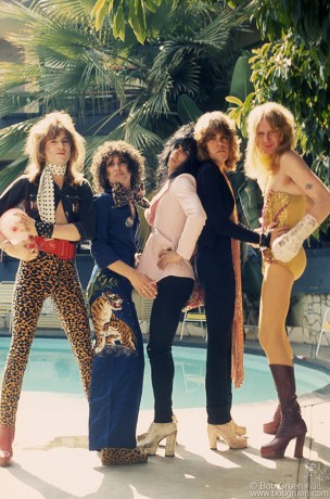 New York Dolls, CA - 1973