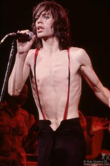 Mick Jagger, NYC - 1975