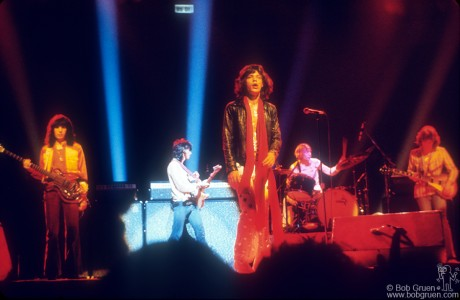 Rolling Stones, NYC - 1972